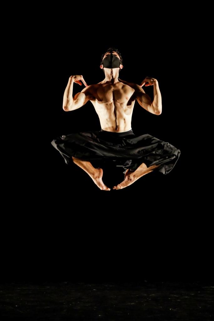 Mixed Repertoire Photo Leif Norman Choreography Jolene Bailie Dancer Andres Felipe Jimenez Mejia